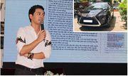 MC Phan Anh rao bán xế sang tiền tỷ, tung bằng chứng không dùng tiền từ thiện mua xe