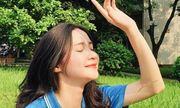 Cận cảnh vẻ đẹp ngọt ngào của nữ sinh trường Đại học Bách khoa Hà Nội