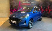 Xôn xao mẫu ô tô Hyundai Grand i10, giá chỉ 162 triệu đồng