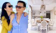 Cận cảnh biệt thự 200m2 Trịnh Kim Chi được chồng tặng nhân dịp sinh nhật