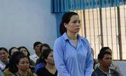 Nữ tiếp thị bia sát hại người tình trẻ tại chung cư lĩnh 15 năm tù