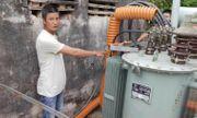 Giả nhân viên điện lực, người đàn ông 11 lần cắt trộm dây điện