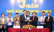 Kỉ niệm 3 năm Hiệp hội Doanh nghiệp TP.HCM hợp tác cùng báo Người Lao Động