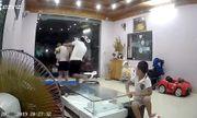 Chồng bạo hành vợ ở Bắc Kạn: