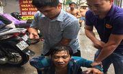 Hà Nội: Hai đại úy công an truy bắt, khống chế tên cướp giữa đường