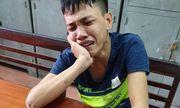 10X bật khóc nức nở khi bị bắt cùng 7 viên ma túy