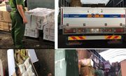 Phát hiện hàng nghìn sản phẩm bánh kẹo không rõ nguồn gốc nghi nhập lậu về Việt Nam