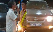 Vụ tài xế xe biển xanh tát CSGT: Phương tiện thuộc sở hữu của cơ quan nào?