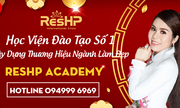 Tập đoàn ResHP Việt Nam khai giảng khóa học chăm sóc da từ cơ bản đến nâng cao đầu tiên tại Hà Nội