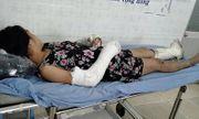 Thai phụ bị chồng đánh gãy cả tay, chân bất ngờ trốn khỏi bệnh viện