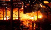 Vụ cháy kinh hoàng ở công ty Rạng Đông gây thiệt hại 150 tỷ đồng