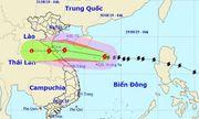 Diễn biến mới nhất bão số 4: Tâm bão hướng thẳng vào Nghệ An đến Quảng Bình