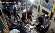 Nhóm giang hồ đập phá nhà hàng ở TP.HCM sa lưới