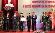 Hà Nội: Huyện Thường Tín đón nhận Huân chương Lao động hạng Nhất và Tổng kết 10 năm thực hiện Nông thôn mới