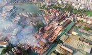 Tìm hiểu nguy cơ nhiễm thủy ngân độc hại sau vụ cháy nhà máy bóng đèn, phích nước Rạng Đông