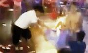 2 nhóm người hỗn chiến kinh hoàng trong đêm ở phố Tây Bùi Viện