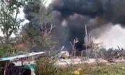 Ấn Độ: Nhà máy hóa chất phát nổ, hơn 60 người thương vong