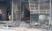 Hai mẹ con chết cháy trong tiệm tạp hóa ở Hải Dương