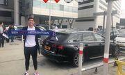 Đoàn Văn Hậu đã có mặt tại Hà Lan ký hợp đồng với CLB Heerenveen