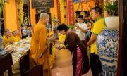 Doanh nhân Lê Thị Giàu phát động phong trào thiện nguyện cùng Bình Tây mùa vu lan