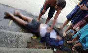 Trượt chân xuống cống, công an viên Hà Tĩnh bị nước lũ cuốn trôi