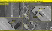 Tin tức quân sự mới nóng nhất hôm nay 4/9: Thổ Nhĩ Kỳ đưa S-400 vào trực chiến