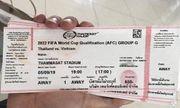 Giá vé trận Việt Nam - Thái Lan tăng phi mã trước giờ bóng lăn