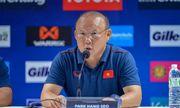 HLV Park Hang-seo nói gì sau trận hòa nghẹt thở trên sân Thái Lan?