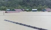 Quảng Bình: Xót xa cảnh lũ dâng cao, hàng nghìn ngôi nhà chìm trong biển nước