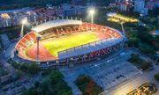 Cận cảnh sân vận động Thammasat, nơi Việt Nam và Thái Lan
