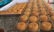 Choáng váng quy trình sản xuất bánh trung thu siêu