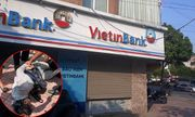 Hà Nội: Bắt giữ nghi phạm táo tợn mang vật nghi là súng vào cướp ngân hàng giữa ban ngày