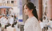 Tân nữ sinh Đại học Luật khiến dân mạng ngẩn ngơ vì vẻ đẹp ngây thơ