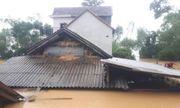 Mưa lũ ở Hà Tĩnh khiến 5 người thiệt mạng, hàng trăm mét đê biển sạt lở