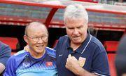 Tin tức thể thao mới nóng nhất ngày 8/9/2019: HLV Park Hang-seo gặp lại Hiddink trong trận U22 Việt Nam vs U22 Trung Quốc