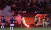 BTC V-League lên tiếng về pháo sáng trên sân Hàng Đẫy: Hà Nội FC chủ quan và thiếu hợp tác