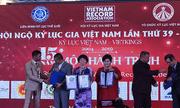 Doanh nhân Lê Thị Giàu nhận giải thưởng cống hiến kỷ lục Việt Nam