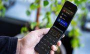 Tin tức công nghệ mới nóng nhất hôm nay 12/9: Nokia nắp gập vừa ra mắt thị trường Việt giá chỉ 1,99 triệu đồng