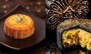 Có gì trong hộp bánh Trung Thu dát vàng ?