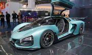 """Siêu xe Hồng Kỳ lần đầu xuất hiện ở Frankfurt Motor Show 2019 khiến giới chơi xe """"lóa mắt"""""""