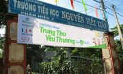 Bình Tây gửi trung thu tới trường Nguyễn Viết Xuân