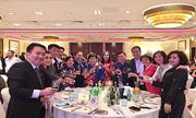 Đại diện BIFOCO tham dự diễn đàn doanh nghiệp Việt Kiều Châu Âu