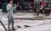 Ninh Bình: Khống chế đối tượng ngáo đá, cầm 2 con dao đuổi chém người