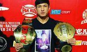 Ẩu đả trên đường phố, võ sĩ 7 lần vô địch kickboxing bị đánh đến tử vong