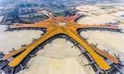 Video: Dạo quanh  sân bay  lớn nhất thế giới tại Trung Quốc chuẩn bị mở cửa