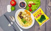 Thương hiệu Mì chay 'lá bồ đề' Bình Tây và 60 năm trung thành với thực phẩm chay
