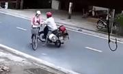 Clip người đàn ông sàm sỡ bé gái giữa đường ở Nam Định: Người đàn ông 43 tuổi thừa nhận hành vi