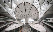 Bên trong siêu sân của Trung Quốc được xây từ 1,6 triệu m3 bê tông, 52.000 tấn thép