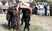 Máy bay Mỹ bị nghi không kích nhầm, ít nhất 30 dân thường Afghanistan thiệt mạng