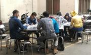 Hàng chục người dân đến Công an TP.HCM tố cáo công ty Alibaba